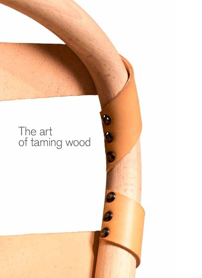 The art of taming wood 2018