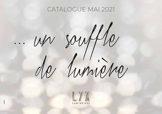 CATALOGUE MAI 2021