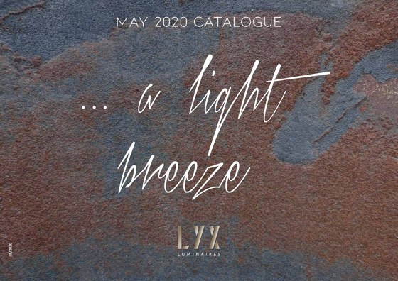 May 2020 Catalogue
