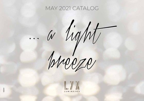 MAY 2021 CATALOG
