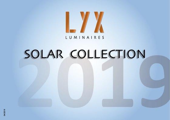 Solar Collection 2019
