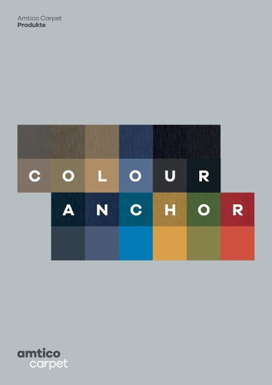 COLOUR ANCHOR | Amtico Carpet