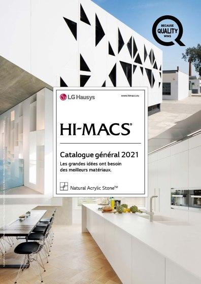 Catalogue général 2021