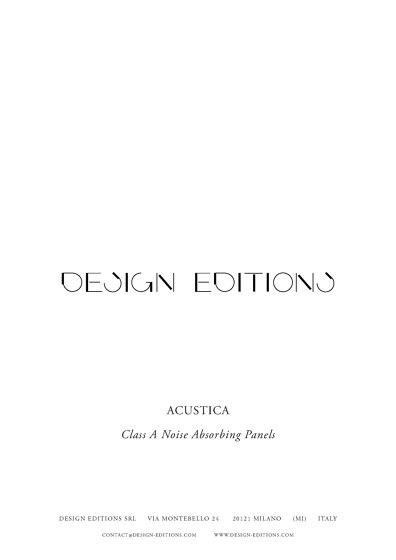 Acustica Opus 1