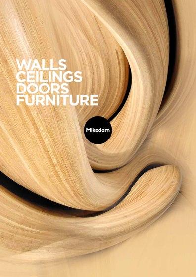 Walls Ceilings Doors Furniture