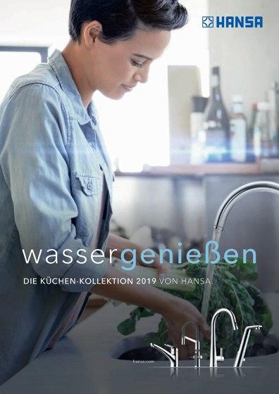 WASSERGENIEßEN | Küchen-Kollektion