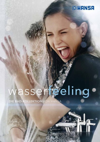 WASSERFEELING | Bad-Kollektion