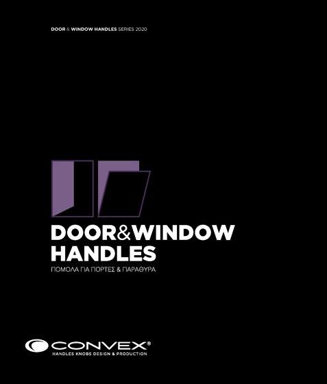 Door & Window Handles (el)