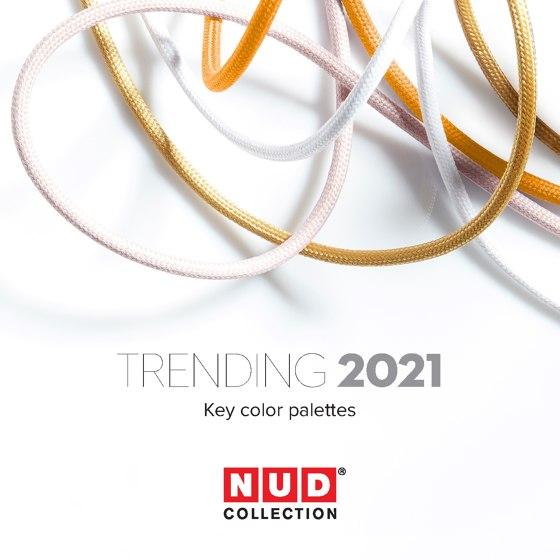 TRENDING 2021 | Key color palettes