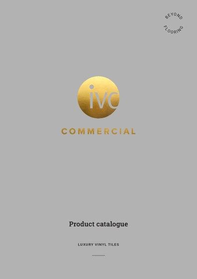 Product Catalogue - Luxury Vinyl Tiles