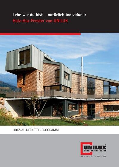 HOLZ-ALU-FENSTER-PROGRAMM