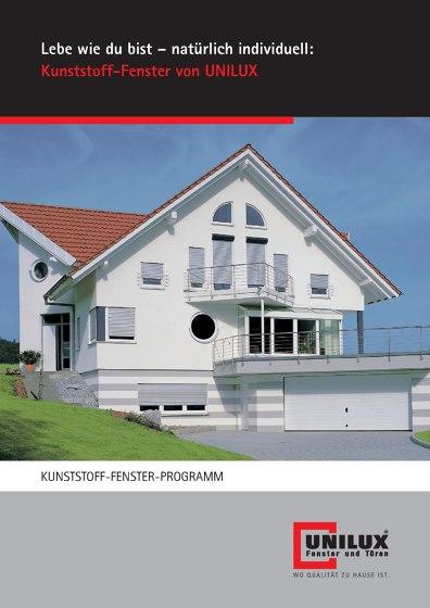 KUNSTSTOFF-FENSTER-PROGRAMM