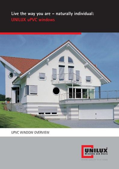 UPVC WINDOW OVERVIEW