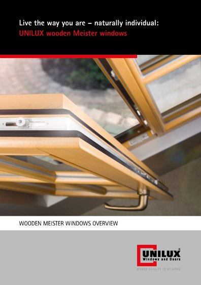 WOODEN MEISTER WINDOWS OVERVIEW