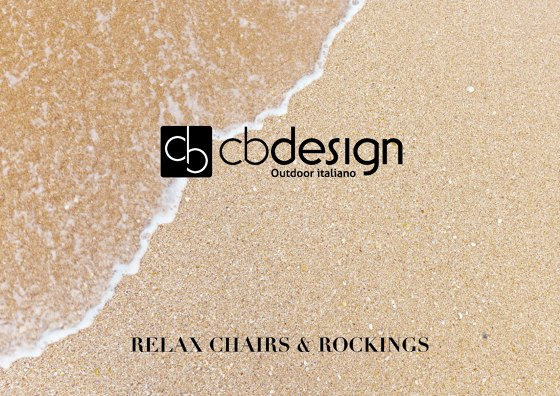 RELAX CHAIRS & ROCKINGS