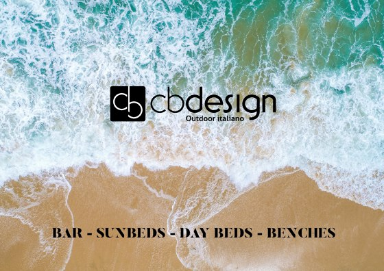 BAR - SUNBEDS - DAY BEDS - BENCHES