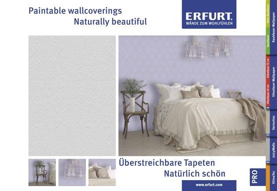 ERFURT - Katalog | Catalog