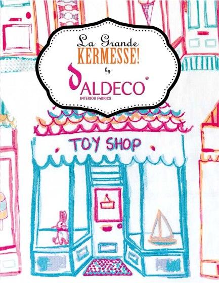 Aldeco La Grand Kermesse Collection