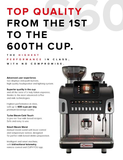 Top Quality From the 1st to the 600th Cup