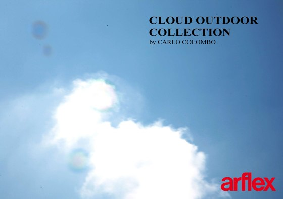 ARFLEX Cloud Collection 2010
