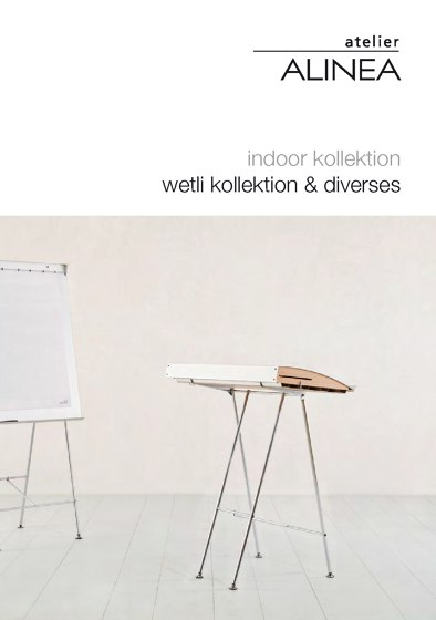 indoor kollektion – wetli & diverses