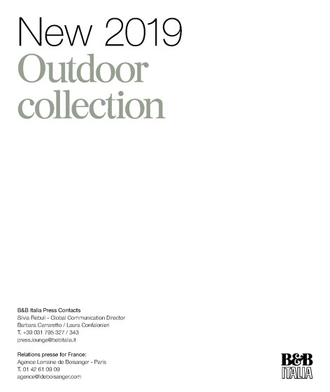 outdoor collection 2019