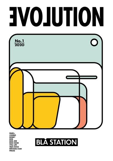 EVOLUTION No.1| 2020