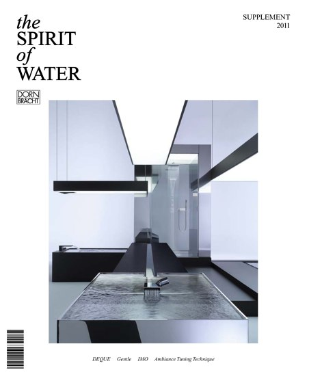 "Supplement ""the SPIRIT of WATER"""