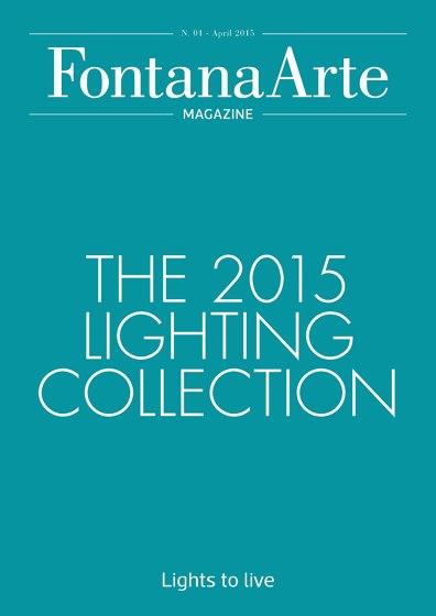 FontanaArte Magazine 2015