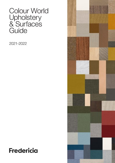 Colour World Upholstery & Surfaces Guide 2021-2022