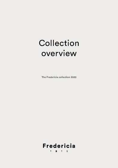 COLLECTION OVERVIEW 2020