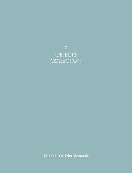 Republic of Fritz Hansen   Objects 2017