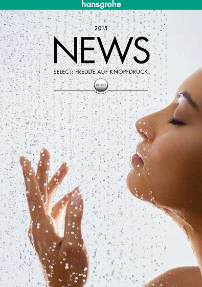 Hansgrohe News Journal ISH 2015