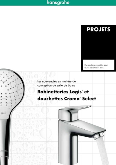 Hansgrohe Projets 2014
