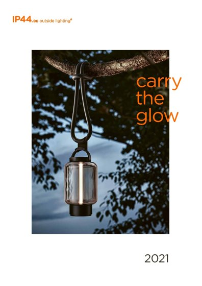 outside lighting | carry the glow 2021
