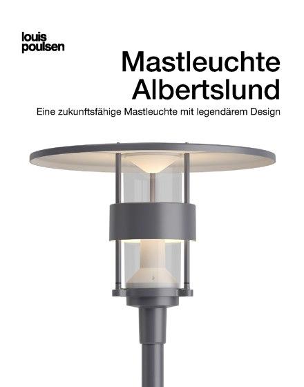 MASTLEUCHTE ALBERTSLUND