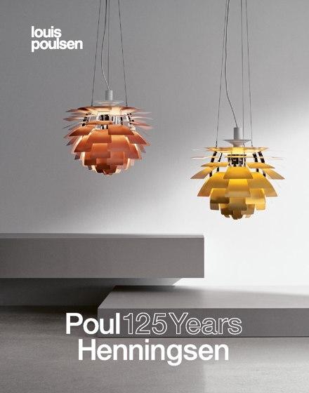 POUL HENNINGSEN - 125 YEARS