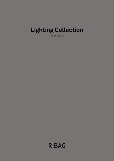 Lighting Collection 2019/20