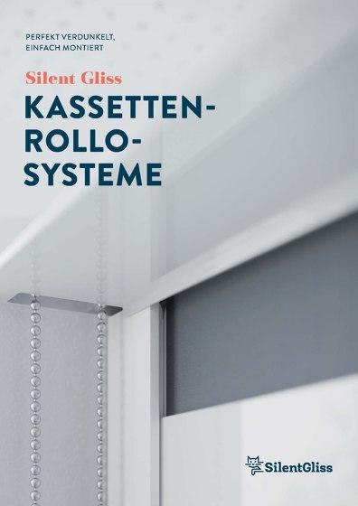 KASSETTEN-ROLLO-SYSTEME