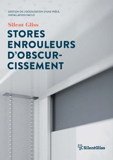 STORES ENROULEURS D'OBSCUR-CISSEMENT