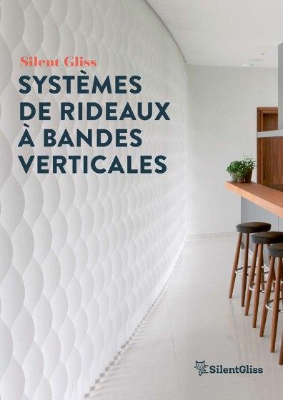 SYSTÈMES DE RIDEAUX À BANDES VERTICALES