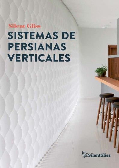 Sistemas de persianas verticales