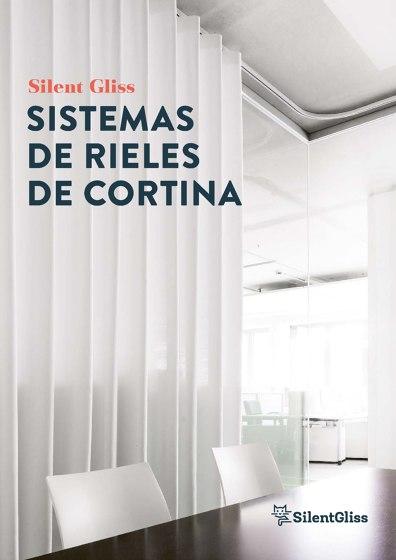 sistemas de rieles de cortina