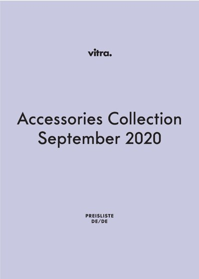 Accessories Collection September 2020