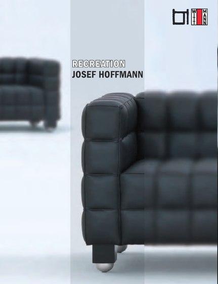 Catalogue Wittmann-Hoffmann-ReCreation-2014