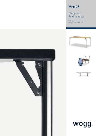 Wogg TIRA | Folding table