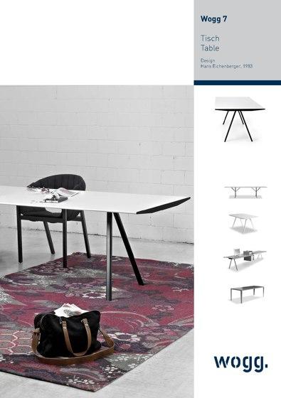 Wogg TIRA | Table