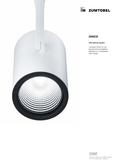 ONICO | LED lighting system