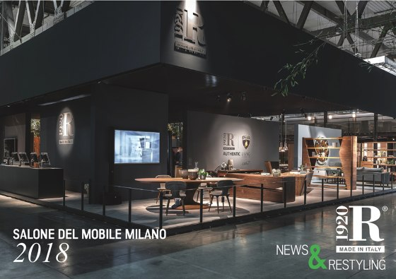 News & Restyling Salone del Mobile 2018