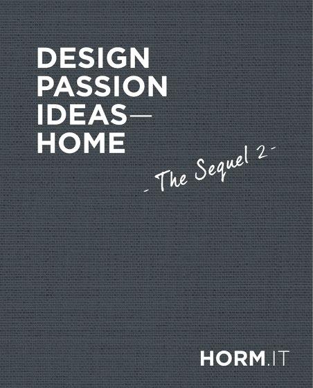 Horm | Design, Passion, Ideas - Home | The Sequel 2